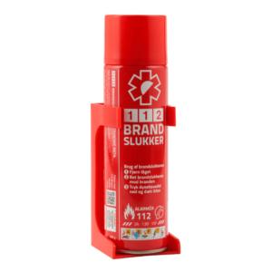 112 brandslukker i spraydåse-størrelse – 400 ml.
