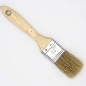 Malerpensel 38 mm fladpensel til træværk og facader