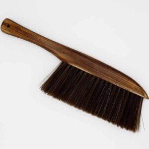 Støvkost med bløde hår